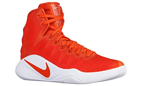 Nike Women's Hyperdunk 2016 TB Basketball Shoes (9.5 B(M) US, Orange)