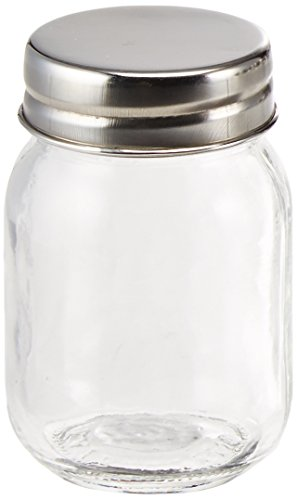 Kate Aspen Mini Glass Mason Jar Set, Party Favors, Party Decor, Arts and Crafts, Set of 12