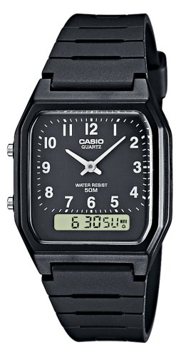 Casio Collection Herren Armbanduhr AW-48H-1BVEF