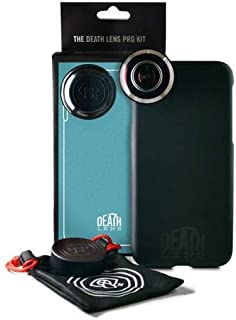 Death Lens iPhone 8 Plus Wide Angle Lens kit - 180 Degree, No Vignette, Crystal Clear Picture Every Time, HD Picture