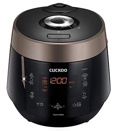 Cuckoo CRP-P0609S 6 cup Electric Heating...