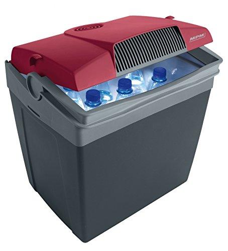 MPM elektrische koelbox, 30 l, met USB, BPA-vrij, 12 V, 230 V, energie-certificaat [A++] 32-CBM-03