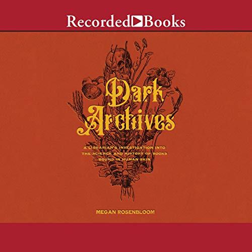 Page de couverture de Dark Archives
