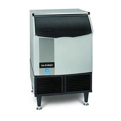 Ice-O-Matic ICEU150HA Air Cooled 185 Lb Half Cube Undercounter Machine ICE MAKER