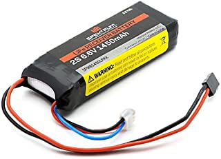 Spektrum 1450mAh 2S 6.6V Li-Fe Receiver Battery