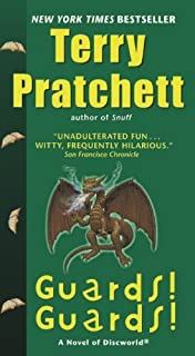 Guards! Guards! (Turtleback School & Library Binding Edition) (Discworld Novels (Hardcover)) by Terry Pratchett (2013-04-30)