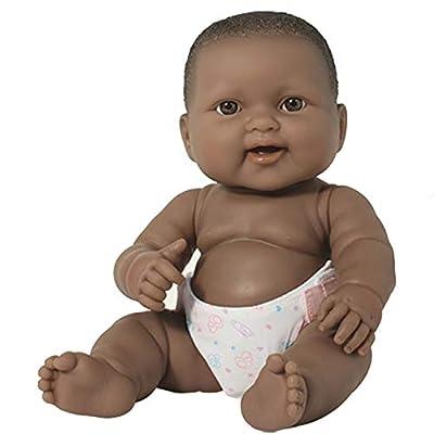 "Constructive Playthings DBB-02 14"" Huggable Baby- African American"