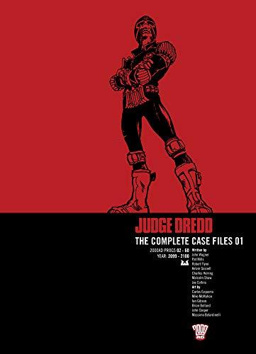 Wagner, J: JUDGE DREDD COMP CASE FILE 1