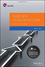 Auditing and Accounting Guide: Not-for-Profit Entities, 2019 (AICPA Audit and Accounting Guide)