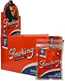 SMOKING FILTRI CLASSIC SLIM 6 MM - 30 BUSTE DA 120 FILTRI EXTRA LONG -