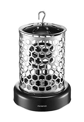 BRASERO ELECTRICO INFINITON HBZ-L40 400W (Ideal para mesas camillas, Sistema contra Incendios)