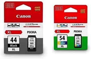 Kit Cartuchos Canon PG-44 XL, CL-54 XL E481, E468, E401
