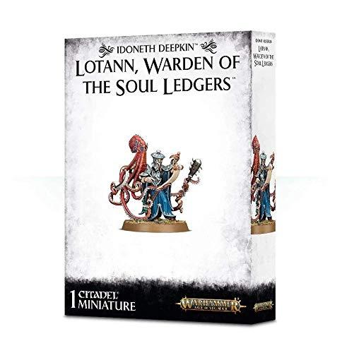 Games Workshop Lotann, Warden of The Soul Ledgers Warhammer Age of Sigmar