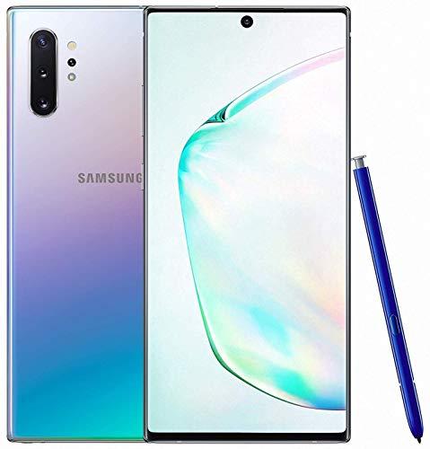 Samsung Galaxy Note 10 Plus Dual SIM 256GB 12GB RAM SM-N975F/DS Aura Glow Argento