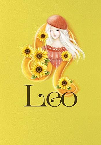 DIY Olieverfschilderij van Nummers Kits, 12 Sterrenbeelden Teken Leo Canvas Olieverfschilderij voor Volwassenen en Tekenen Beginner met Borstels
