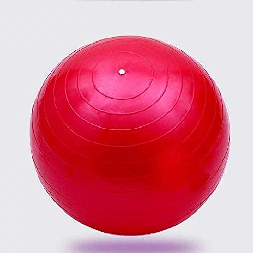 RUI - K25 Pelota de Fitness, Pelota de Yoga a Prueba de explosiones, Bomba rápida, Yoga, Pilates, Pelota de Parto, Pelota Suiza de 75~95 cm están Disponibles en una Variedad de Colores