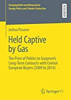 Held Captive by Gas: The Price of Politics in Gazprom's Long-Term Contracts with Central European Buyers (2009 to 2014) (Energiepolitik und Klimaschutz. Energy Policy and Climate Protection)