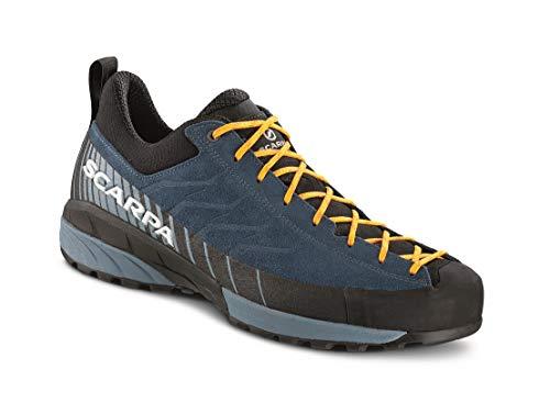 Scarpa Herren Mescalito Schuhe, Ocean-Citrus, EU 44