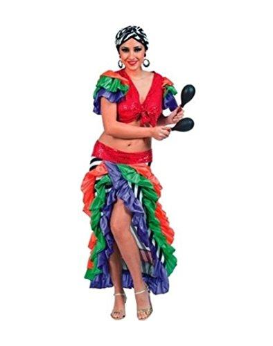 Prezer Brasilien Lady Samba Kostüm
