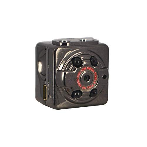 MTSBW SQ8 Mini DV Super Ultra Más pequeña Mini Cámara Videocámara Infra