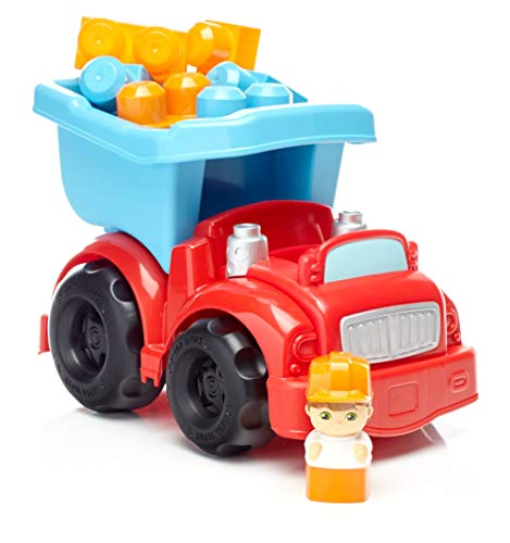 Mega Bloks  Camión de Carga Juego de Bloques