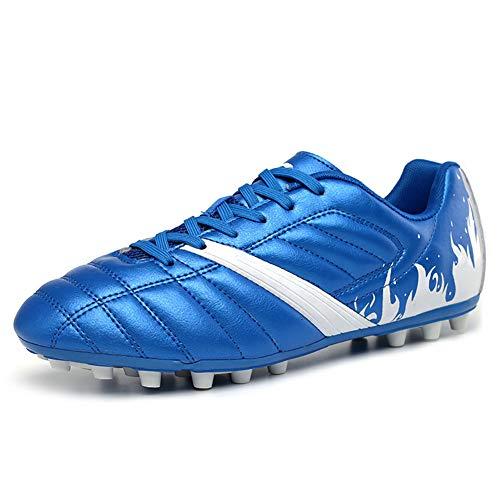 Voetbalschoenen voor heren, personaliseerbaar, voetbalschoen, ademend, anti-slip, lowtop-vrouwen veterschoen
