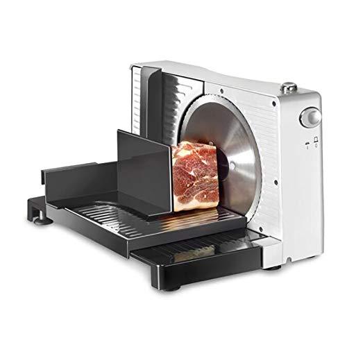 Rebanadora Eléctrica Plegable Rebanadora De Pan Para Diversos Alimentos Como Carne, Pan,...