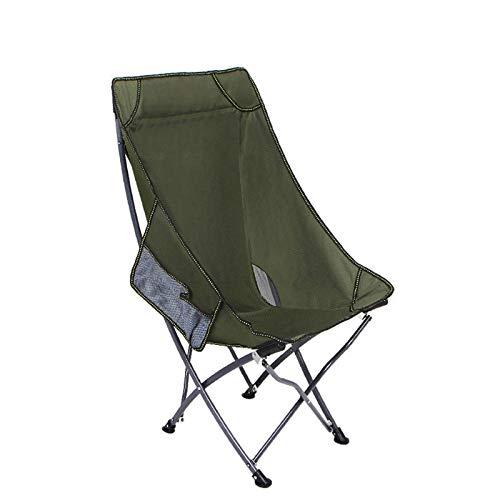 DISS Sillas Para Exterior, Silla de camping portátil, sillas de mochilero plegable ultraligero, silla de mochila ligera plegable plegable en una bolsa para al aire libre, campamento, picnic, barbacoa,