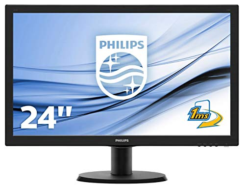 Philips 243V5LHSB/00 - Monitor de 24