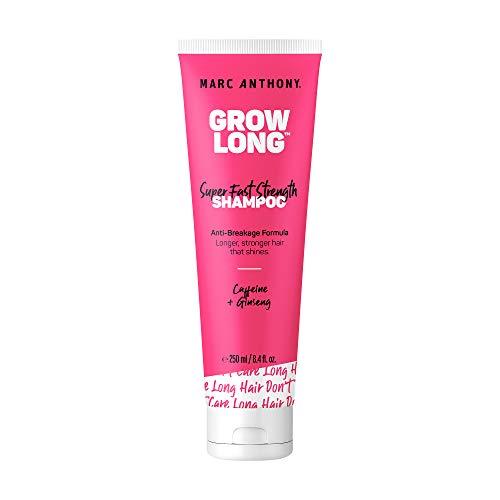 Marc Anthony Grow Long Biotin Shampoo for Hair Growth & Breakage –...