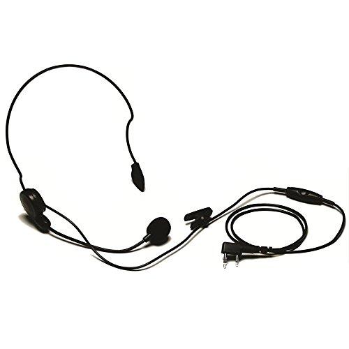 Kenwood KHS-22 Nackenbügel-Headset für TK3101/ TK3201/ Funkey Funkey 446
