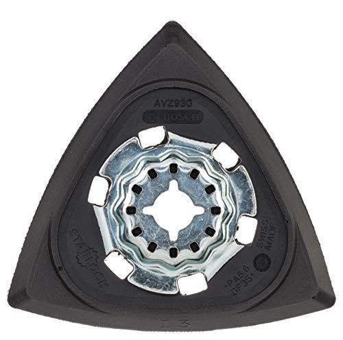 Bosch Professional Schleifplatte Starlock AVZ 93 G (Zubehör Multifunktionswerkzeuge)