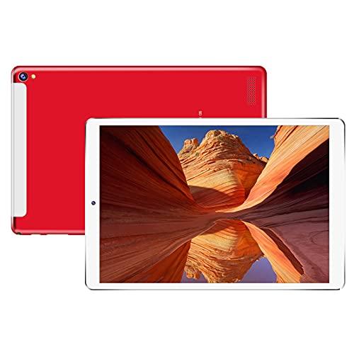 HTYQ Tableta Inteligente Multifuncional WiFi, Tableta Portátil 4G con Pantalla Táctil Grande De 10 Pulgadas, 2G + 32G 2MP + 5MP Cámara Dual 4500mAh Batería Tableta Ultra Delgada