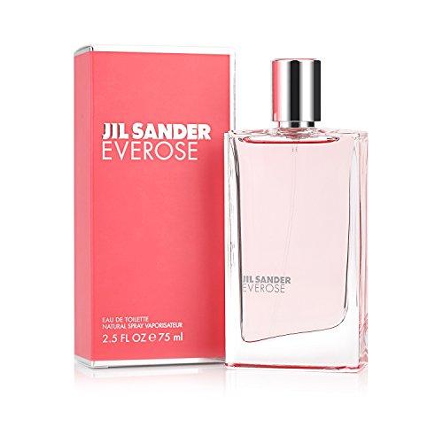 Jil Sander Everose EDT Spray 75ml, 1er Pack (1 x 75 ml)