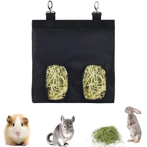 Wohlstand Borsa per Mangiatoia per Fieno Borsa per Fieno per Coniglio Sacchetti Fieno Mangiatoia per Cavie Mangiatoia per Fieno per Porcellini d India Borsa per Fieno per Animali Coniglio Criceti