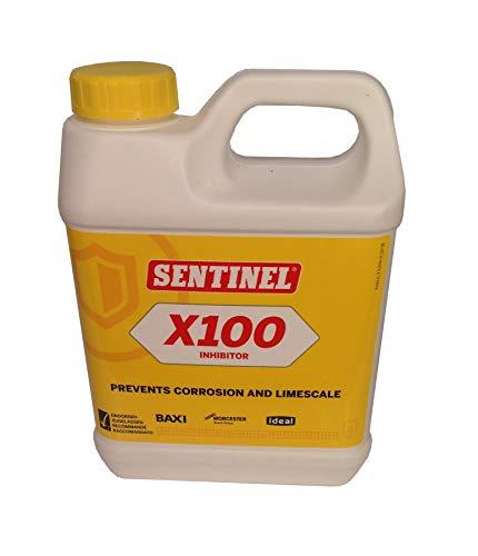 Sentinel 389100 88000 - Liquido inibitore anti corrosione X100, 1 litro