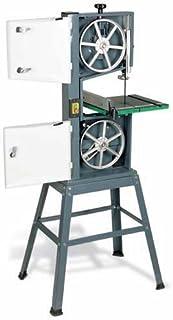 HOLZKRAFT 5900251 HBS 251 bandsåg för trä, skärhöjd 120 mm, bordets mått 290 x 290 mm