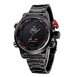 Jechin - Herren -Armbanduhr- Je-ww006-r