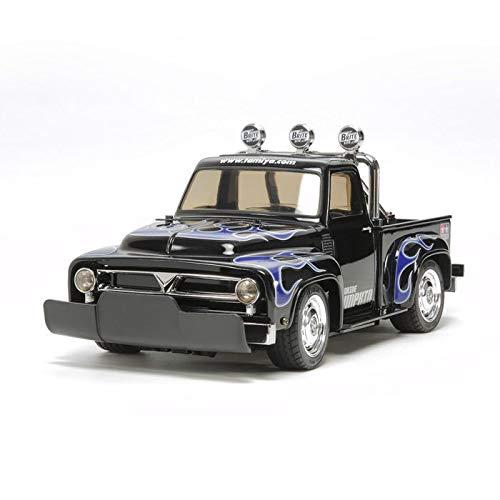RC Auto kaufen LKW Bild: TAMIYA Dickie 300058594 - 1:12 RC M-06 Lowride Pumpkin, Fahrzeuge*