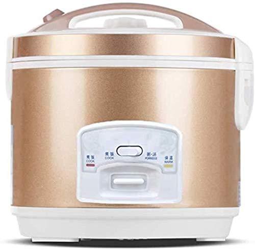 Cocina de arroz, olla de presión eléctrica 3L / 4L / 5L hogar con vaporizador sin palo aislamiento de forro