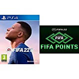 FIFA 22 [Playstation 4] + FIFA 22 Ultimate Team - 1050 FIFA Points | PS4/PS5 Codice download