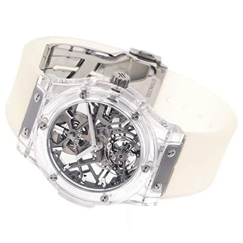 ウブロ HUBLOT クラシックフュージョン トゥールビヨン サファイア 505.JX.0120.RT.YOS18 未使用 腕時計 メ...