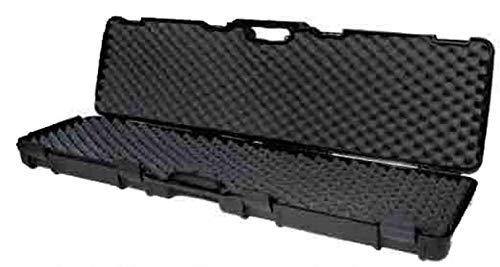 Lunghezza 110 cm Larghezza 25cm Spessore 11 cm CUSTODIA BEN IMBOTTITA DI MATERIALE MOLTO RESISTENTE Misure Interne 109x26x8 cm N.2 i fori per i lucchetti