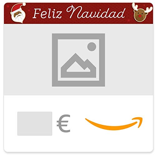 Cheques Regalo de Amazon.es - E-mail - Personalizado - Cookies navideñas
