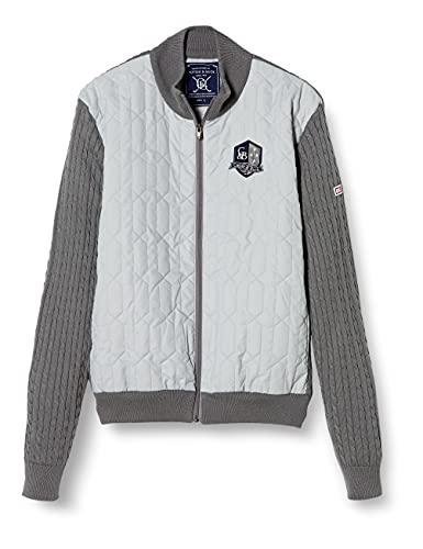 [カッターアンドバック] セーター CGMMJL07 メンズ グレー 日本 L (日本サイズL相当)