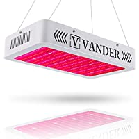 Vander Life 2000W LED Grow Light Double Switch