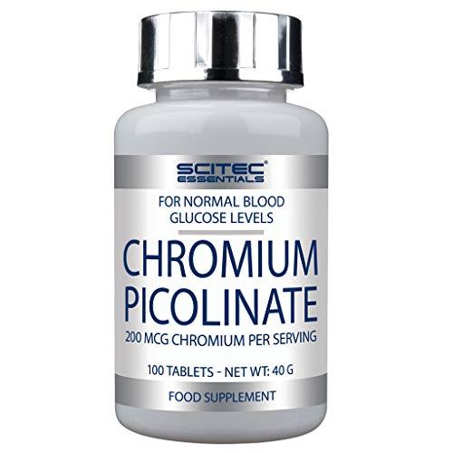 SCITEC Essentials Chromium Picolinate - 100 caps