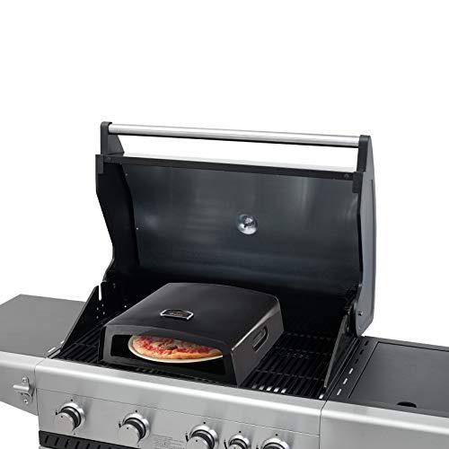 Tepro Hott Box-Pizza Oven, Black, one size