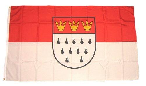 Fahne / Flagge Köln 60 x 90 cm