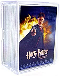 Harry Potter and the Half-Blooded Prince Trading Card Base Set of 90 Cards